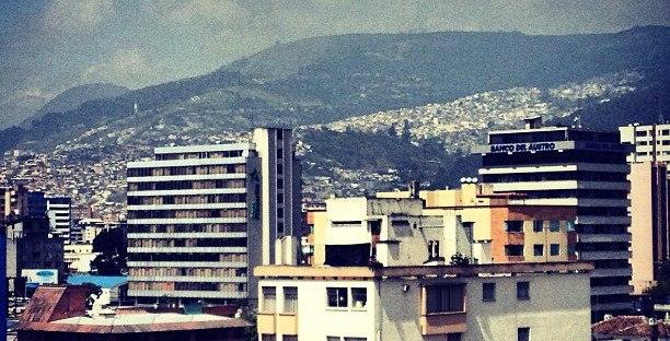 Quito día dos.
