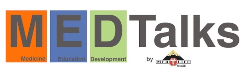 MEDTalks logo